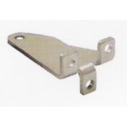 Pletina trasera CLEMSA para atornillar (kit de 6 uds). Modelo PT20