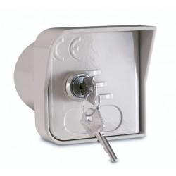 Cofre ERREKA desbloqueo pequeño para  empotrar. Puertas Enrollables, Modelo  LCDES-E