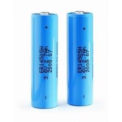 2 Baterías de litio 3,6 V - 2,7 ah para Fotocélula LFT25B