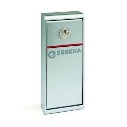 Cofre desbloqueo ERREKA de superficie para Puerta Enrollable. Modelo LEOBOX