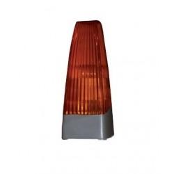 Lámpara de destellos PUJOL de Luz fija para señalización a 24 V.