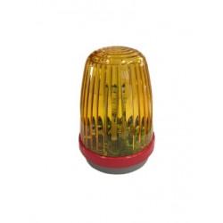 Lámpara ERREKA 12-24 V AC/DC y 95-230 Vac destellante