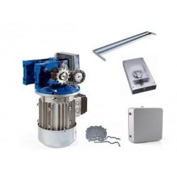 Kit P. Basc.motor SIRIUS 230Vac.transmisión simple 3 m. KX300