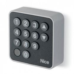 Teclado digital por radio NICE EDSWG WIRELESS compatible con Receptores FLOR