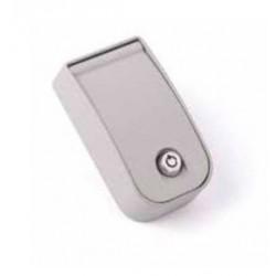 Caja Blindada NICE de aluminio. Con pulsador y desbloqueo. Modelo KIOMINI