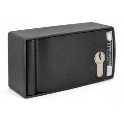 Caja MOTORLINE de seguridad. para desbloqueo exterior. Modelo CSV100
