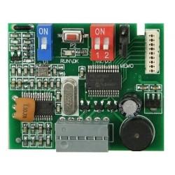 Receptor ERREKA IRRE2 enchufable para mandos LUNA-KUMA. Frecuencia 433mhz
