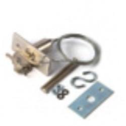 KIT NICE de desbloqueo exterior para puerta basculante. Modelo KI1