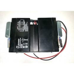 Kit de Batería de PUJOL Para Motor MinI Marathon - Valida también para motor UPPER