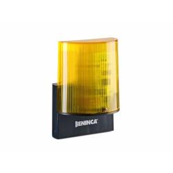 Lámpara destellante BENINCA LAMPI.LED Vac con LED y antena integrada.