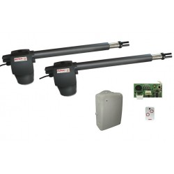 Kit CLEMSA AA40 Para Puertas Batientes de 2 hojas. AA 40 ID