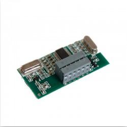 Receptor ERREKA RSD enchufable. Frecuencia 433Mhz