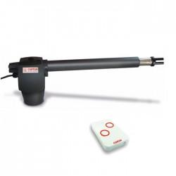 Kit Motor CLEMSA AA30 - AA40 para Puertas Batientes de 1 hoja de hasta 4m  (Lado izquierdo)