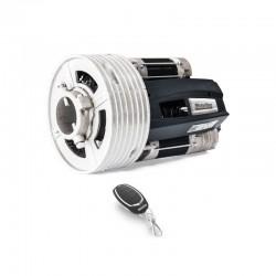 Kit Bimotor MOTORLINE ROLLING 360SP con freno para puertas enrollables de 360Kg