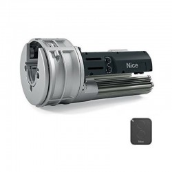 Kit Motor NICE Giro para puertas Enrollables de hasta 170Kg