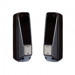 Fotocélula FAAC, es Orientable, alcance 20 metros. Modelo XP 20W D Wireless